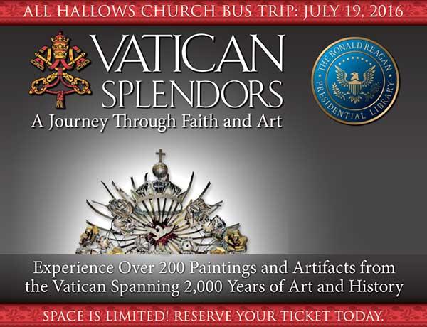 Tour of Vatican Splendors — A Journey Through Faith and Art
