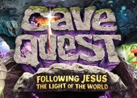 Kids' Camp: Cave Quest!