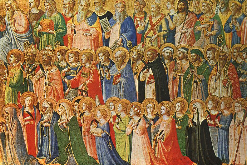 All Saints Day Masses