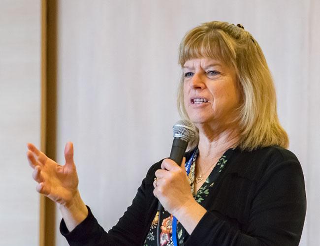 Women's Lenten Talk with Leisa Anslinger