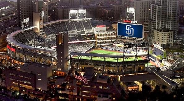 Catholic Night at the Padres