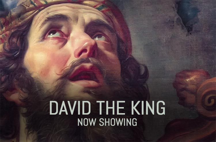 Warrior of God: VIDEO from David the King