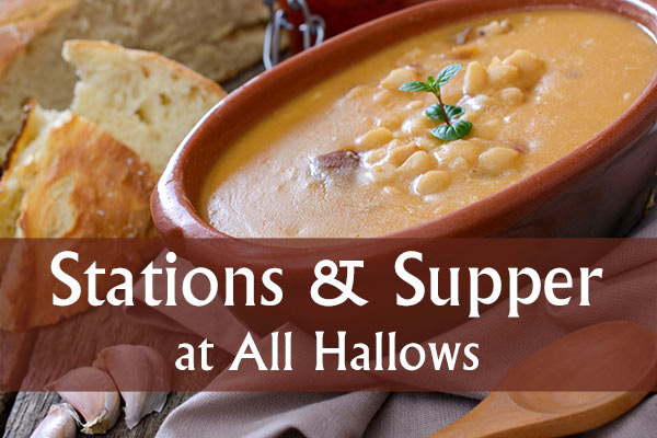 Stations & Supper on Feb 23