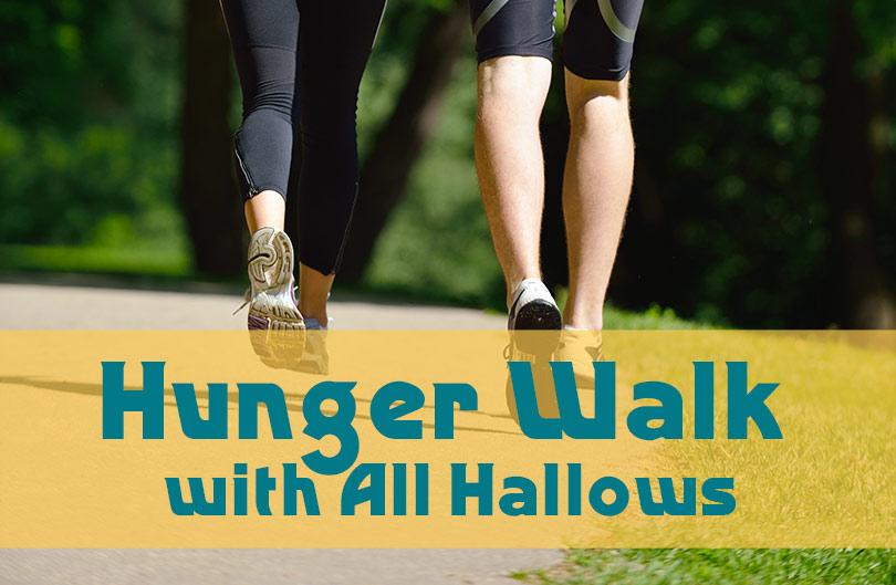 Hunger Walk 2018
