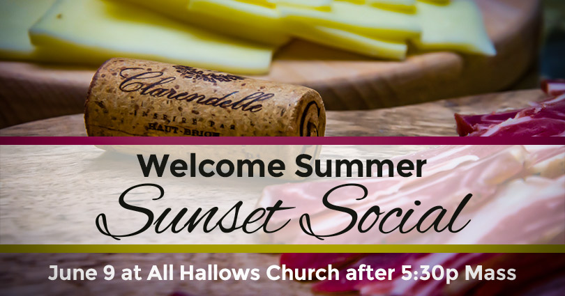 """Welcome Summer"" Sunset Social"
