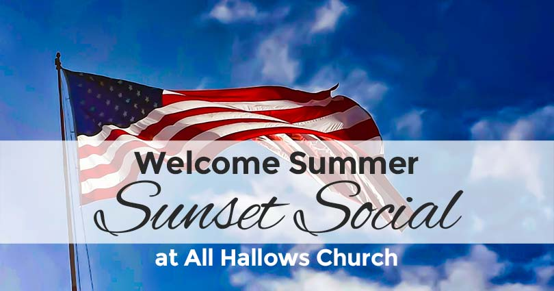 """Welcome Summer"" Sunset Social"