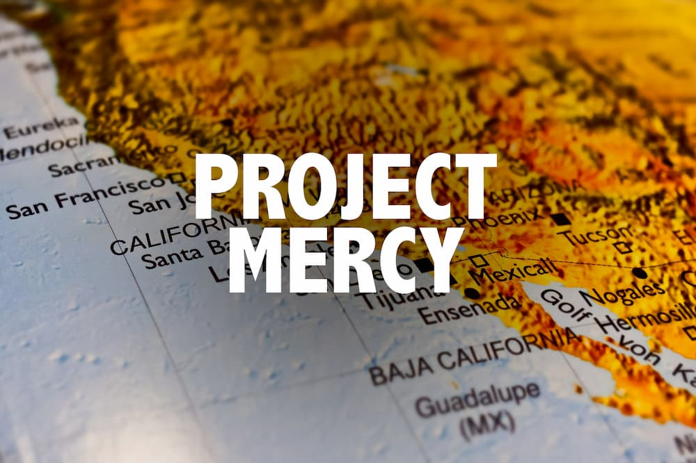 Project Mercy: Spring House Build