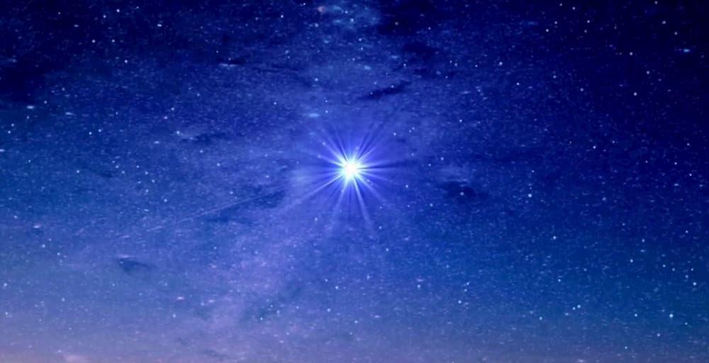 See the Christmas Star!