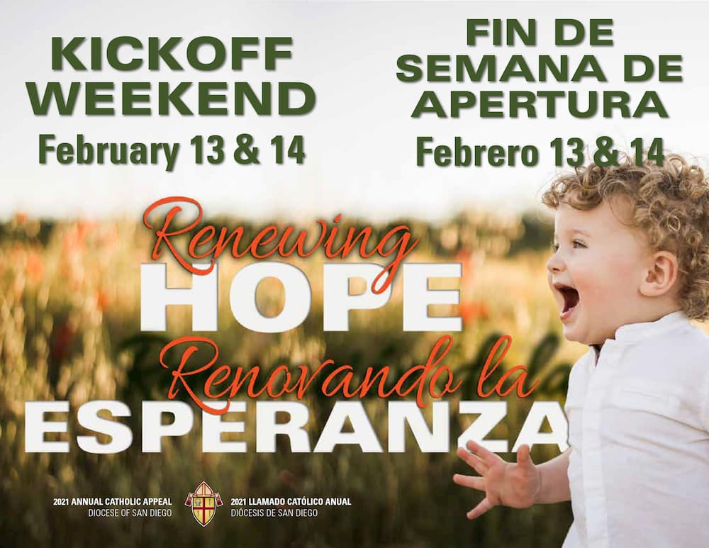 Annual Catholic Appeal Weekend