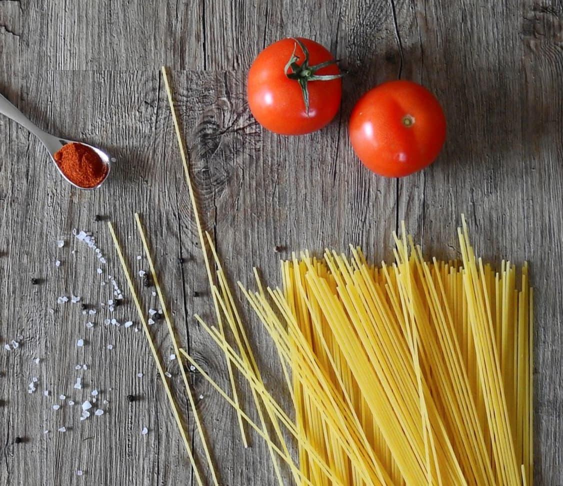 Meatless Meals: Pasta Puttanesca Barone