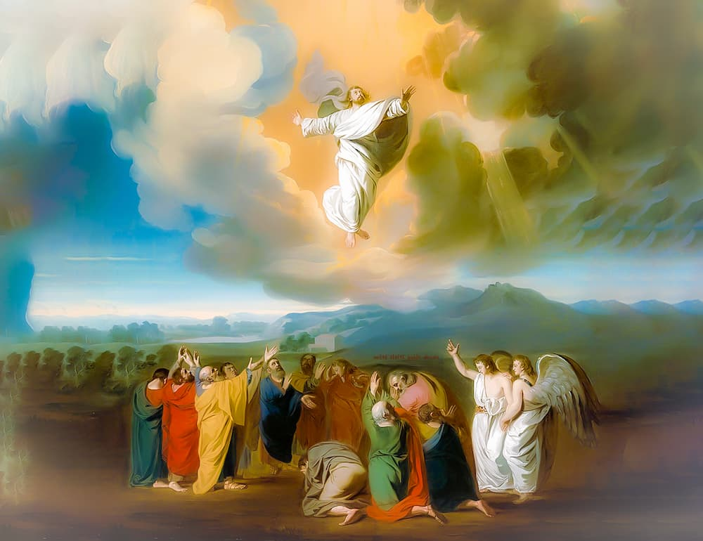 The Feast of the Ascension of Jesus